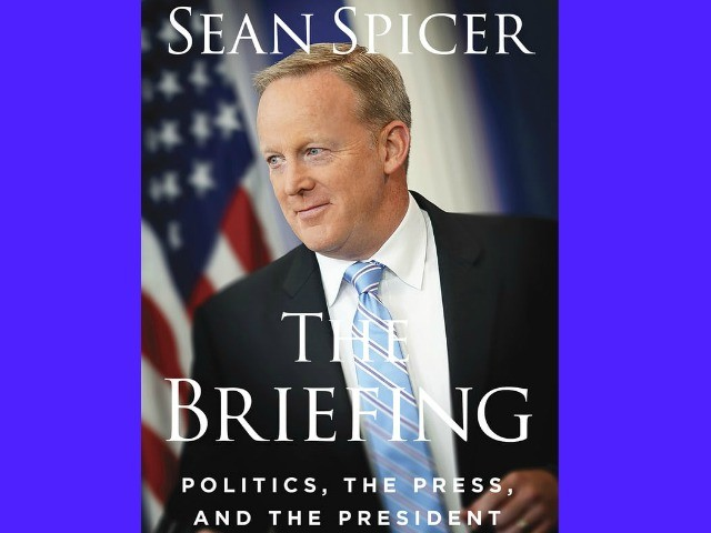 Exclusive Book Excerpt: Sean Spicer Challenges the Phony Media 'Fact Checkers'