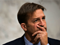 Sen. Ben Sasse on Capitol Hill, October 31, 2017.