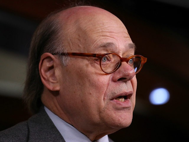 WASHINGTON, DC - NOVEMBER 15: Rep. Steve Cohen (D-TN) introduces Articles of Impeachment against U.S. President Donald Trump during a press conference at the U.S. Capitol November 15, 2017 in Washington, DC. Cohen and three other Democratic members of Congress introduced the documents, though the House Judiciary Committee is unlikely …