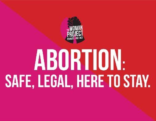TWP abortion slogan