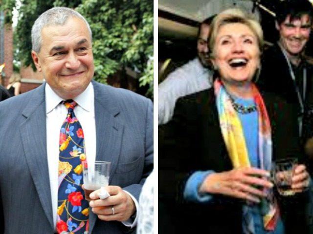 Tony Podesta, Hillary Clinton