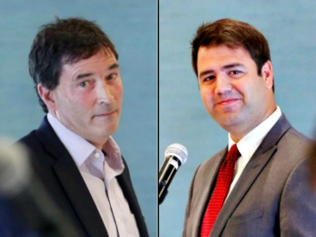 Troy Balderson vs. Danny O'Connor