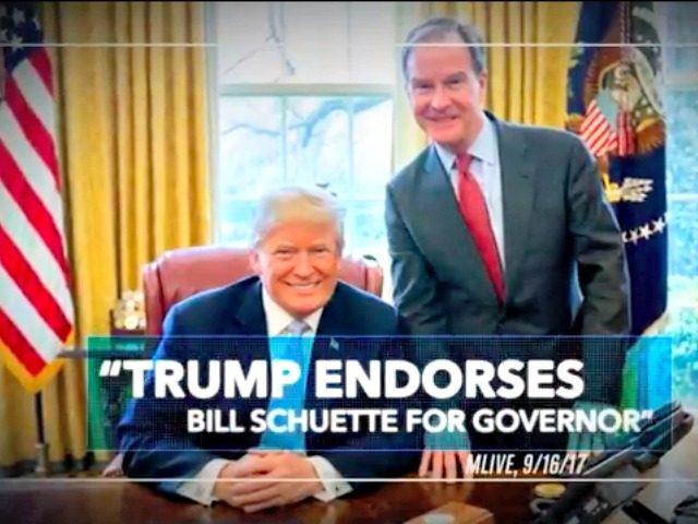 Trump Endorses Schuette