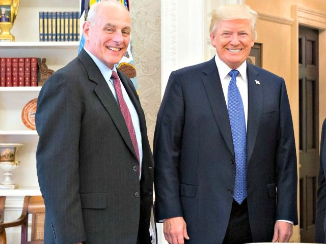 Trump, Kelly