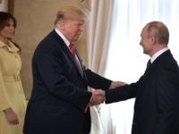 Caroline Glick: Trump Was the Big Winner at Helsinki Summit