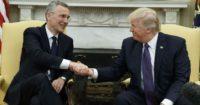 Trump, NATO chief