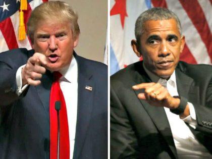 Trump, Obama Call Out Putin