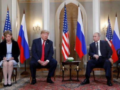 Trump Putin Translator AP