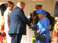 Trump Praises the Queen: 'She was Amazing! So Sharp, So Wise, So Beautiful'