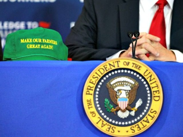 President Donald Trump speaks during a roundtable discussion on workforce development at Northeast Iowa Community College, Thursday, July 26, 2018, in Peosta, Iowa.