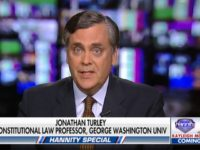 Turley: House Dems Going on 'Narrowest Basis for Impeachment' in U.S. History