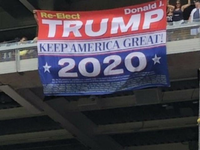 Trump Banner