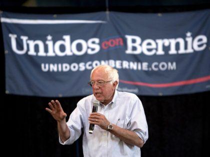 Unidos con Bernie Sanders (David McNew / Getty)
