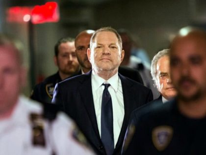 Reports: NBC News Covered Up 'Credible' Rape Allegation Against Harvey Weinstein