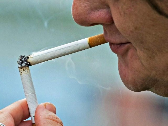 It's now illegal to smoke in federal public housing units