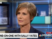 Yates: Trump 'Isn't All In For Our Nation'