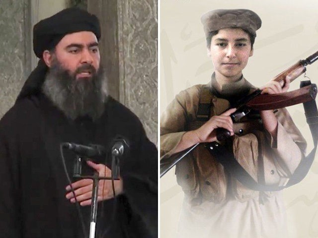 In Syria killed the son of al-Baghdadi
