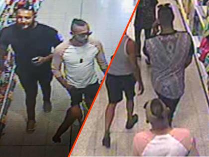 acid attack suspects