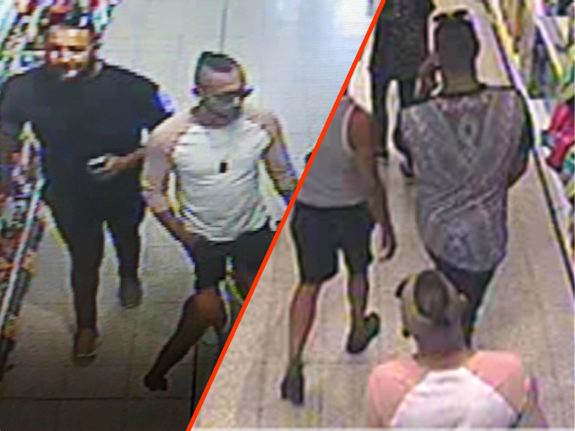 acid attack suspects