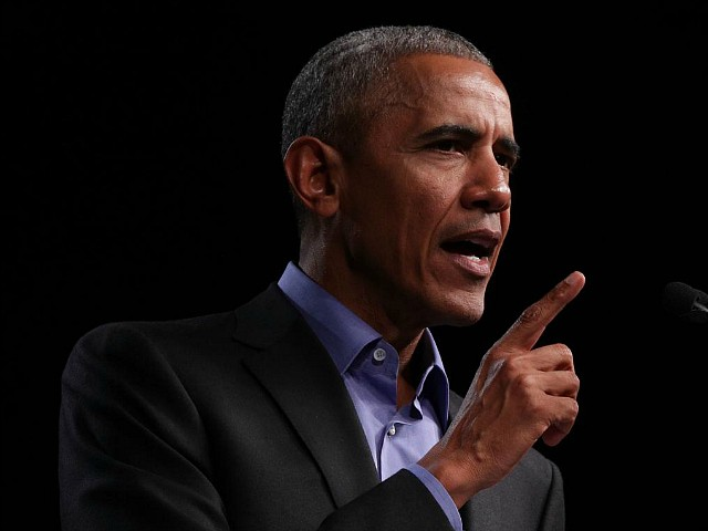 Obama Pushes Gun Control for 'Those Congregants in Thousand Oaks'