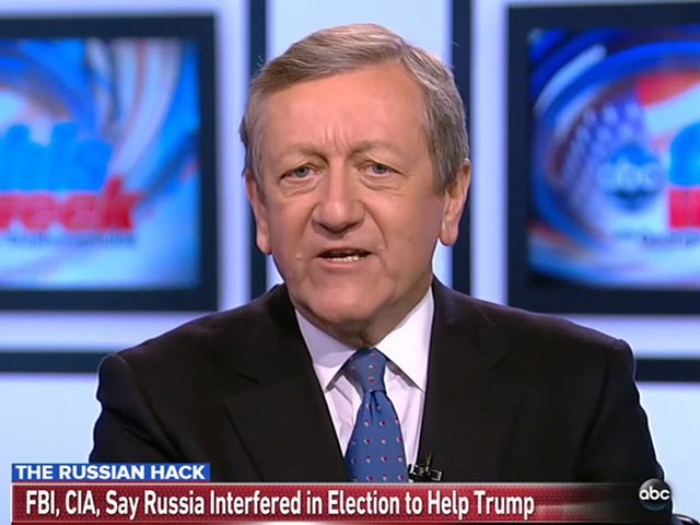 ABC News reporter Brian Ross.