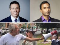 CNN's Chris Cuomo dismissed a white liberal's assault on Indian-born Shiva Ayyadurai, who is challenging Elizabeth Warren.