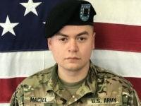 Cpl. Joseph Maciel U.S. Army
