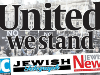 "The UK's three main Jewish newspapers have joined as one to publish the same front page, damning Jeremy Corbyn and the left-wing Labour Party as posing an  ""existential threat to Jewish life."""