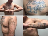 Gang member arrested in South Texas after illegally crossing border from Mexico. (Photo: U.S. Border Patrol/Rio Grande Valley Sector)