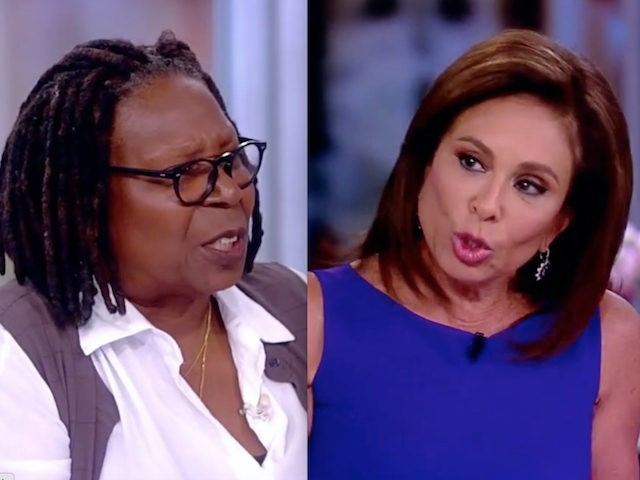 Whoopi Goldberg Addresses Shouting Match With Jeanine Pirro