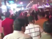 Online videos appear to show Iranian protests and demonstrations over water has continued in other cities of Khuzestan province.