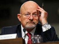 WASHINGTON - JULY 20: U.S. Director of National Intelligence-designate James Clapper testifies during his confirmation hearing before the Senate Select Committee on Intelligence July 20, 2010 on Capitol Hill in Washington, DC. Clapper will become the fourth Director of National Intelligence in the U.S. history if confirmed. (Photo by Alex …