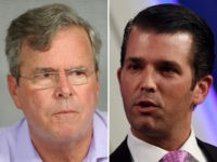 Trump Jr. Burns Jeb Bush: Low-Energy 'Badass'