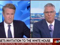 "Friday, MSNBC ""Morning Joe"" host Joe Scarborough and Donny Deutsch …"