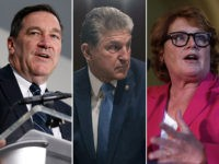 Flashback: Democrats Joe Manchin, Joe Donnelly, Heidi Heitkamp Backed Trump's Border Wall Funding