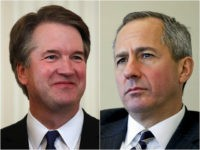 Judge Brett Kavanaugh and Judge Thomas Hardiman