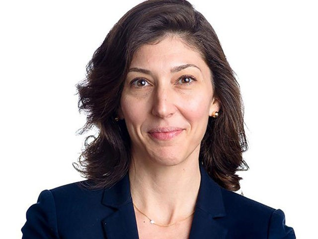 Headshot of former FBI lawyer Lisa Page.