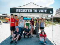 March for Our Lives registers voters
