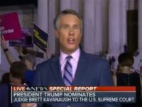 Terry Moran, a foreign corresponded for ABC News, attempted to shame and dismiss Fox News's Shannon Bream for feeling threatened at Monday night's Supreme Court protests.