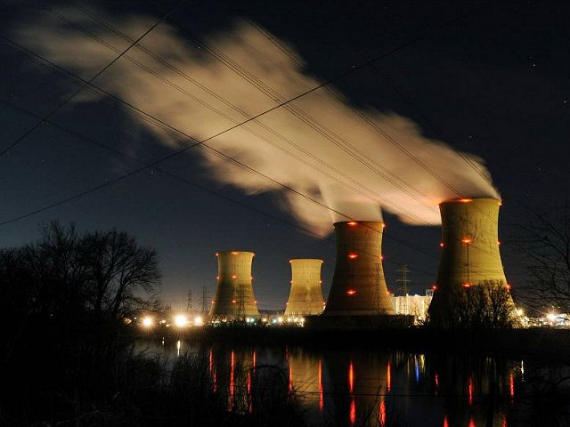 The Three Mile Island nuclear power generating station, shown here Monday, March 28, 2011 in Middletown, Pa., continues to generate electric power with the Unit 1 reactor. TMI was the scene of the 1979 meltdown of the Unit 2 reactor, the worst nuclear power plant disaster in the United states. …