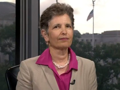 Former Clinton White House official Olivia Golden on C-SPAN.