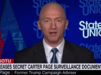 Carter Page: FISA Warrant Language Misled the Court — 'Complete Joke'