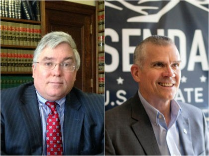 Patrick Morrisey and Matt Rosendale