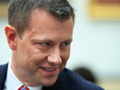Peter Strzok Reveals FBI Debated Russia Collusion Probe Based on Trump's Poll Numbers