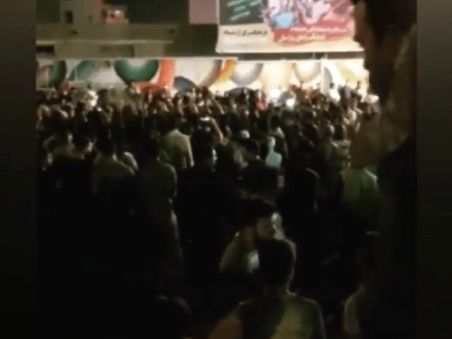 On July 7, 2018, residents of Borazjan, a city in Iran's southern province of Bushehr, took to the streets to protest against water scarcity. The protesters gathered in the Hospital Square of this city and chanted 'Death to the Dictator'.