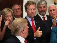 Rand Paul: Trump 'Did a Good Thing by Meeting with Putin'