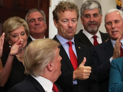 Rand Paul: Trump 'Did a Good Thing by Meeting with Putin' — 'Mistake' to Turn Meeting Into a 'Partisan Escapade'
