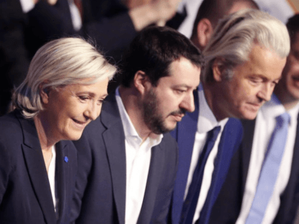 Salvini to Form Populist Grand Alliance Ahead of 2019 European Parliament Elections