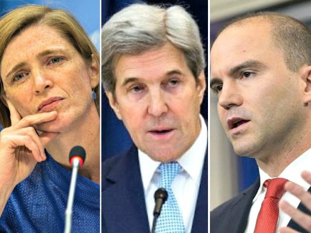 samantha-power-getty,John Kerry, Ben Rhodes