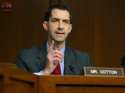 Tom Cotton Grills Facebook on Financial Blacklisting, 'Libra' Currency